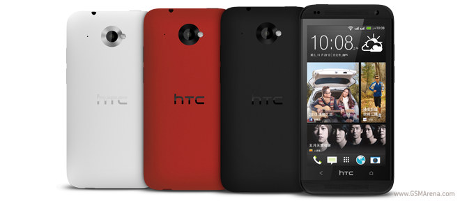 "HTC Desire 601 DS 4.5"" 4Gb Red"