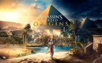 Обзор игры Assassin's Creed: Origins.