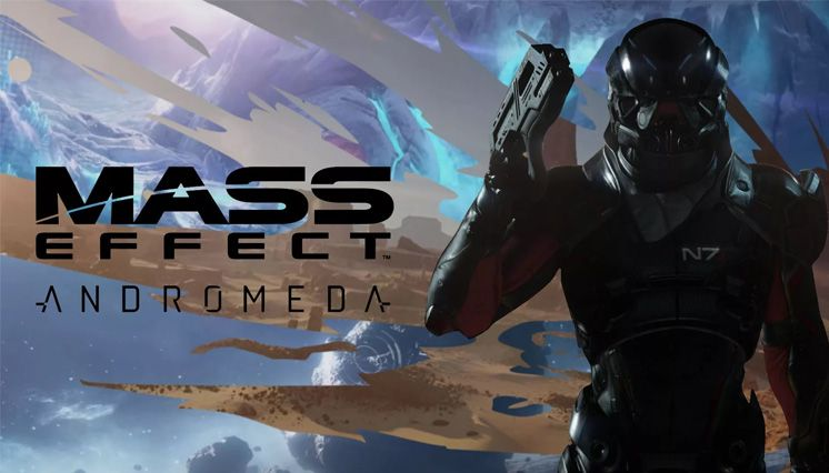 Обзор игры Mass Effect: Andromeda.